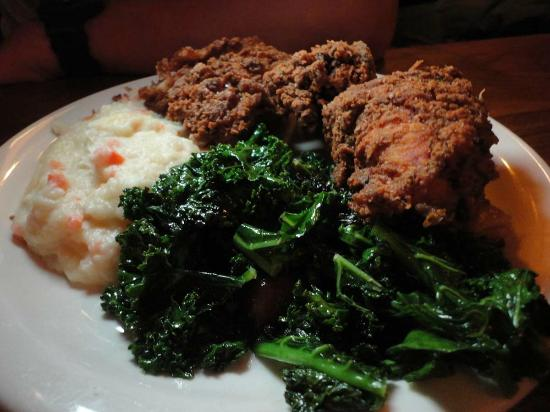 Sidecar : Buttermilk Fried Chicken