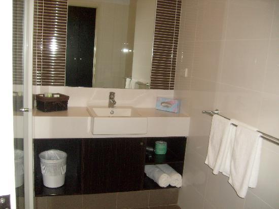 Macquarie Inn : Bathroom