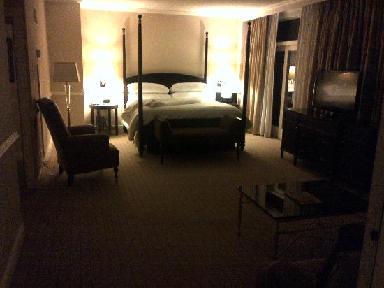 Presidential Suite Long Balcony Picture Of Sheraton Music City Hotel Nashville Tripadvisor