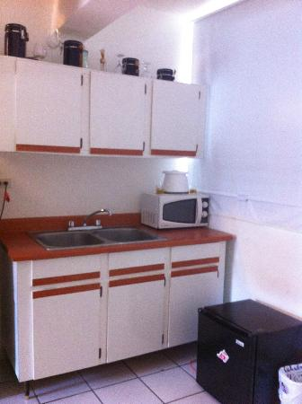 Dreams Hotel Puerto Rico: kitchenette again