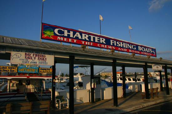 ‪Historic Charter Boat Row‬