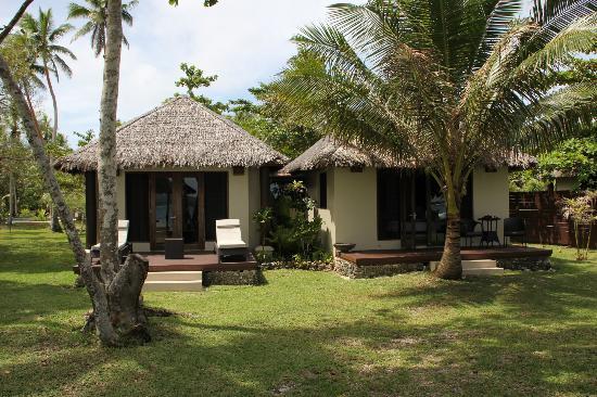 Eratap Beach Resort: Our family Villa