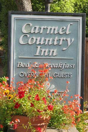 ‪‪Carmel Country Inn‬: Carmel Country Inn‬