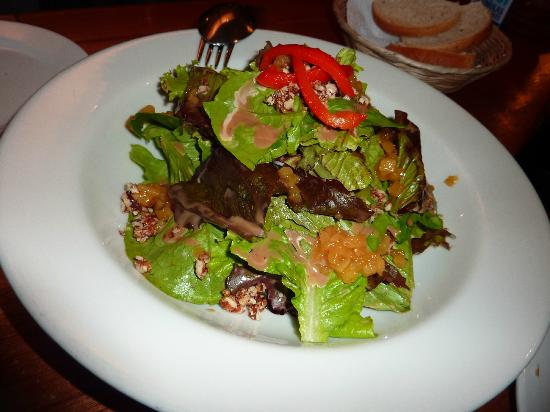 Incanto : Mixed Green Salad (without warm goat cheese)