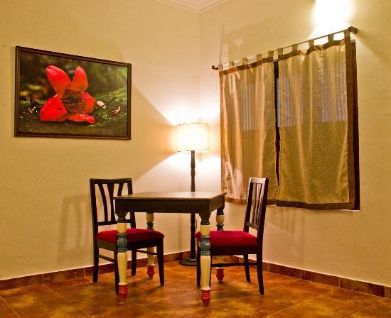 Pampa Villa: Foyer