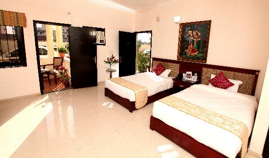 Kridha Residency - A Boutique Hotel