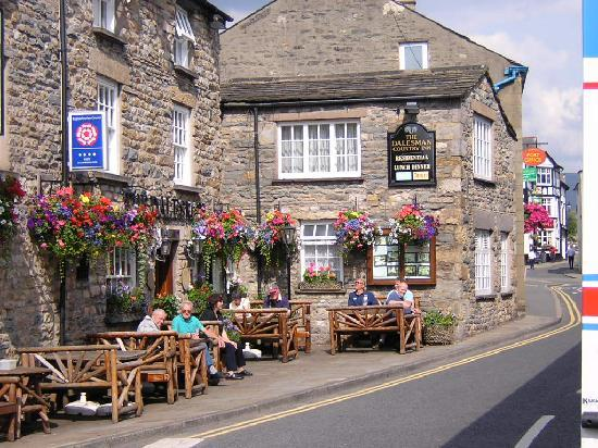 The Dalesman Country Inn: The Dales In Bloom