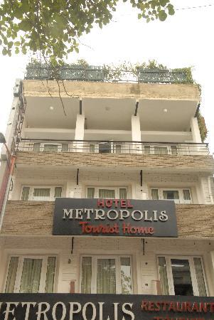 Metropolis Tourist Home: remember this elevation