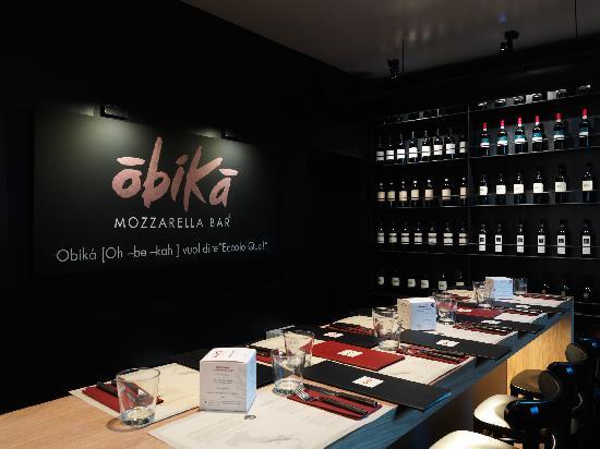 Obica Mozzarella Bar - Parioli : Obikà