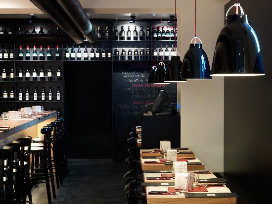 Obica Mozzarella Bar - Parioli : Sala