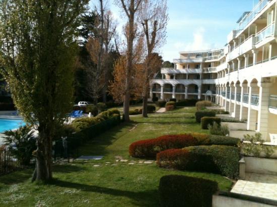 Apartamentos Pierre & Vacances Royal Park: Résidence