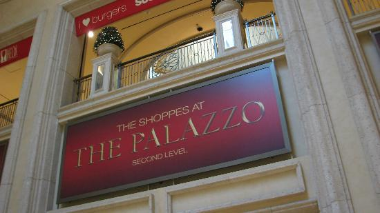 The Shoppes at The Palazzo