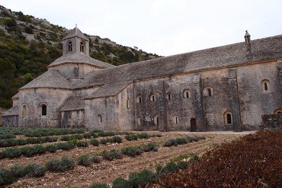 Gordes, Frankrike: Abbaye de Sénanque