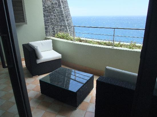 Madeira Regency Cliff: View from our balcony