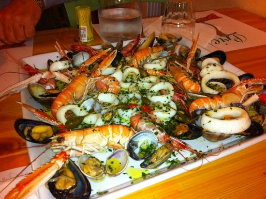 Bargagli, อิตาลี: Grande Sergio