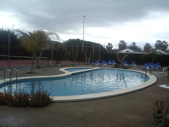 Hotel Playa De Canet: piscina