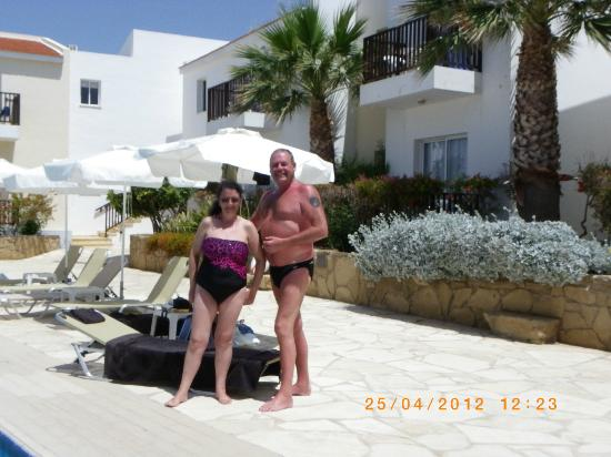 Akti Beach Village Resort : Tanning Well