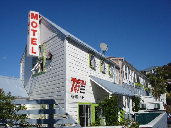 747 Motel: 747MOTEL Wellington