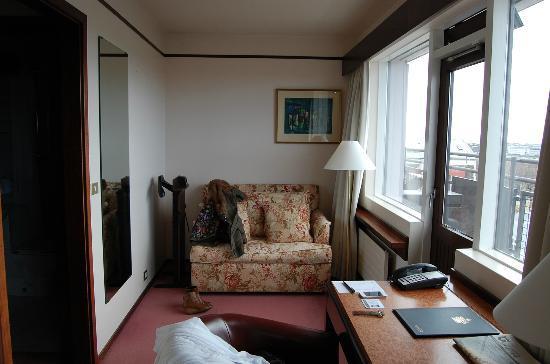Hotel Holt: Sitt del i sviten