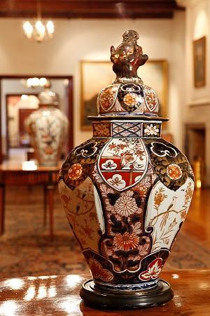 Iziko William Fehr Collection at the Castle of Good Hope: Priceless vase from the William Fehr Collection