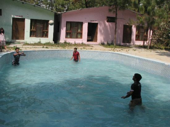 Swimming Pool Picture Of Jungle Resort Retreat Anand Lansdowne Tripadvisor