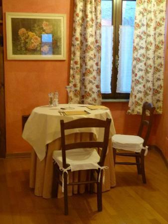La Curandera: cena in camera (servizio disponibile)