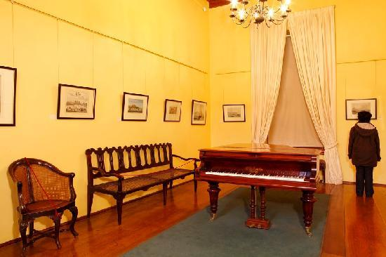 Iziko Rust en Vreugd: Interior of this historic home