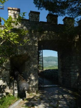 Butrint National Park : Venetian castle, Butrint