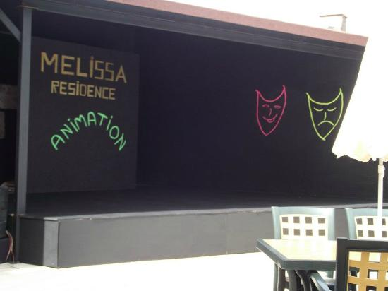Melissa Residence & Spa Hotel: ANİMASYONN