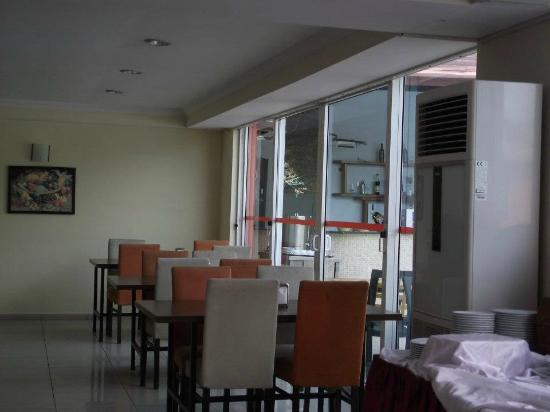 Melissa Residence & Spa Hotel: RESTURANT