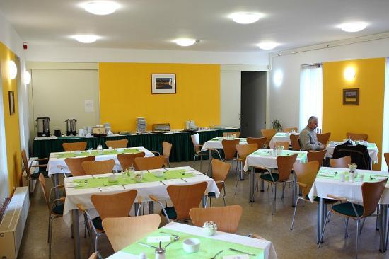 Hotel Saint Adalbert : Breakfast