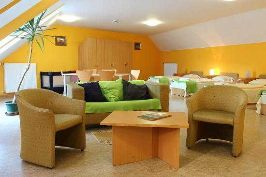 Hotel Saint Adalbert : Room