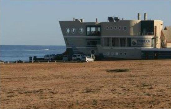 The Wreck Restaurant - Swakopmund Nambia