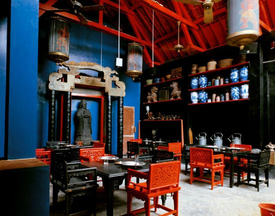 Dapur Babah Elite: A Treasure Trove Of Old Museum Pieces And Restored  Furniture And Artifacts