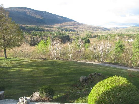 Wilburton Inn: View from room.