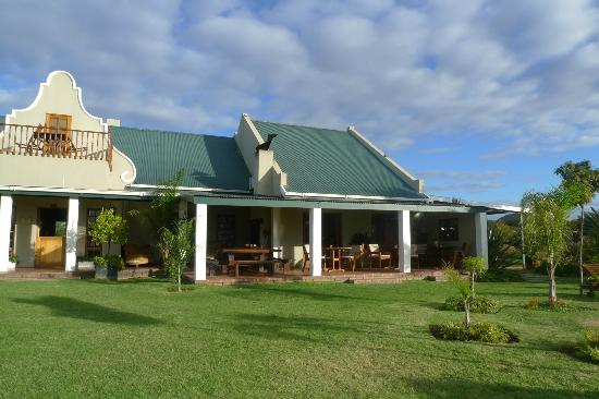 Mooiplaas Guesthouse: the guest house
