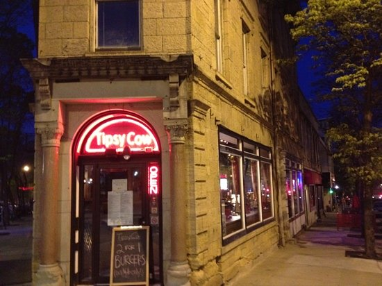 Photo of American Restaurant The Tipsy Cow at 102 King Street, Madison, WI 53703, United States
