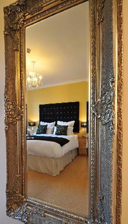 Beech Bank Bed & Breakfast: Luxury double ensuite