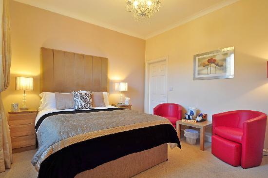 Beech Bank Bed & Breakfast: Luxury double room