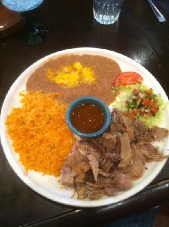 Hacienda Jalisco: yummy!!! I never leave hungry