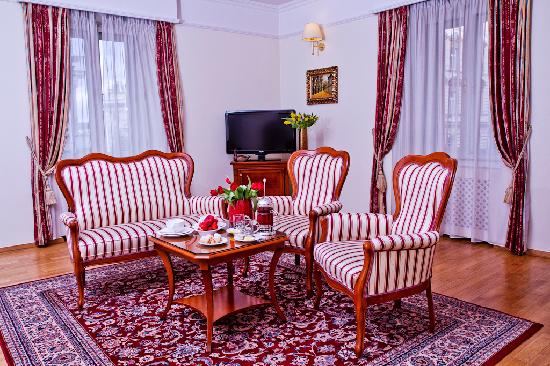 Boutique Hotel Seven Days: Family room