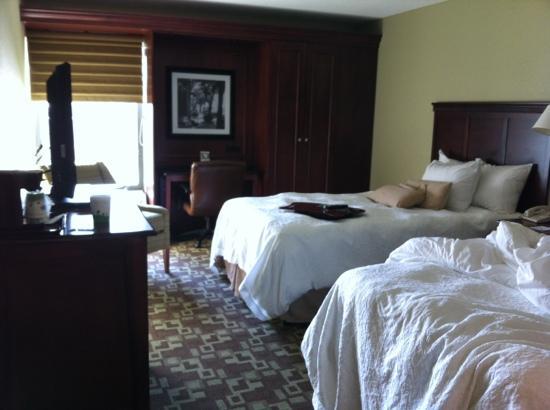 Hampton Inn Indianapolis-South: double room