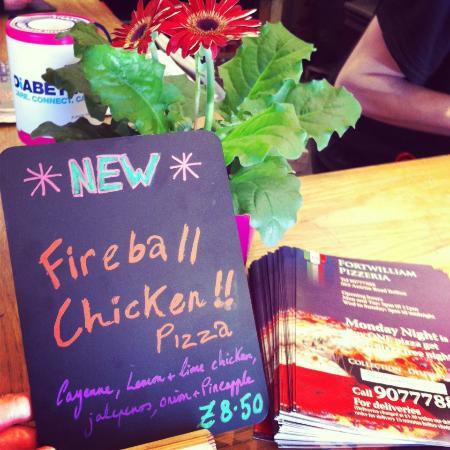 Pizzaworks: Best in Town