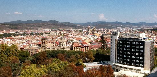 Hotel Tres Reyes: Vista panorámica