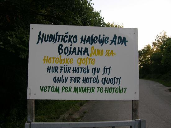 Turisticko Naselje Ada Bojana