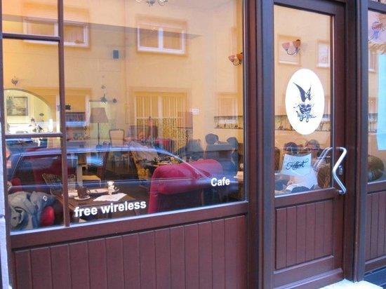 Café Vogelfrei: Cafe Vogelfrei