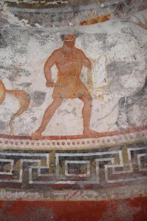 Província de Haskovo, Bulgária: The Thracian Tomb In Alexandrovo, Haskovo Municipality