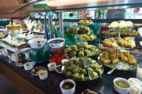 Rixos Sungate: Das beste Baklava