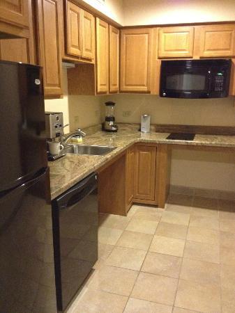 Villas de Santa Fe: Beautiful kitchen!