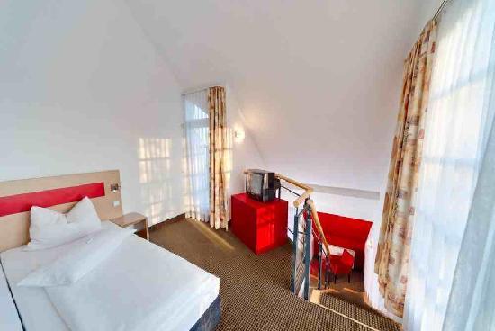 Noris Hotel: Deluxe Zimmer